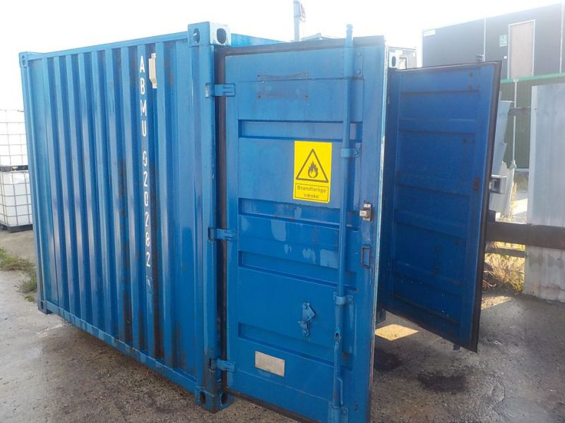 Container 8 fods - 1