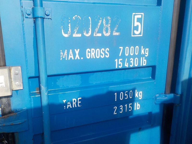 Container 8 fods - 4