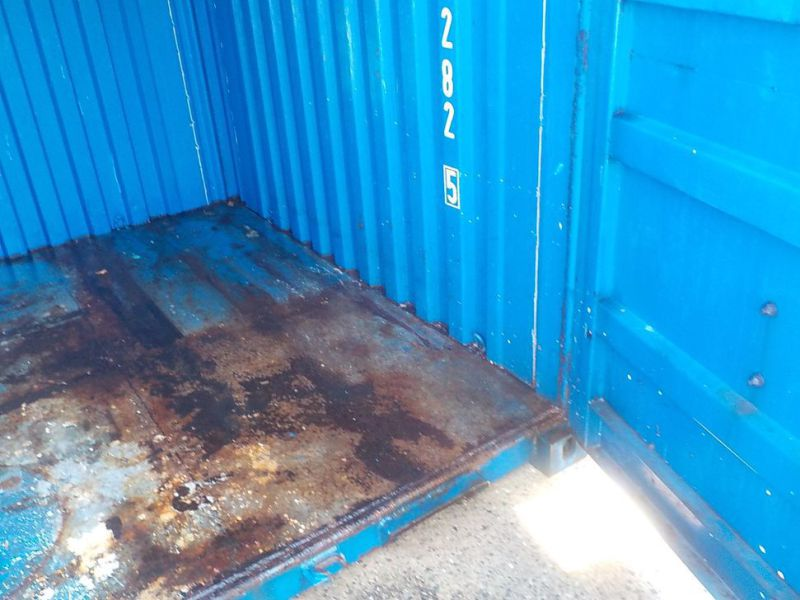 Container 8 fods - 9