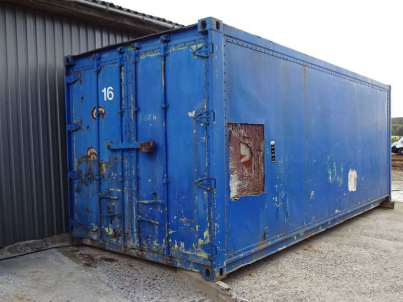 Isoleret skibscontainer / Insulated shipping container - 3