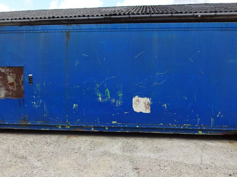Isoleret skibscontainer / Insulated shipping container - 4