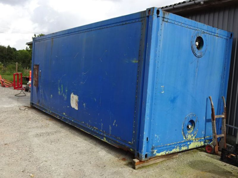 Isoleret skibscontainer / Insulated shipping container - 5