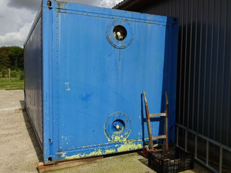 Isoleret skibscontainer / Insulated shipping container - 6