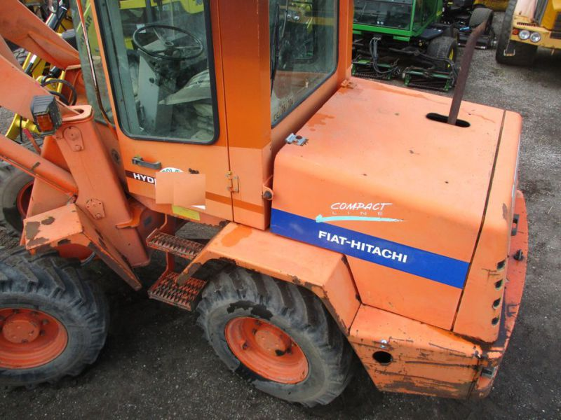 Fiat-Hitachi W80H Hjullæsser / Wheel Loader. - 2