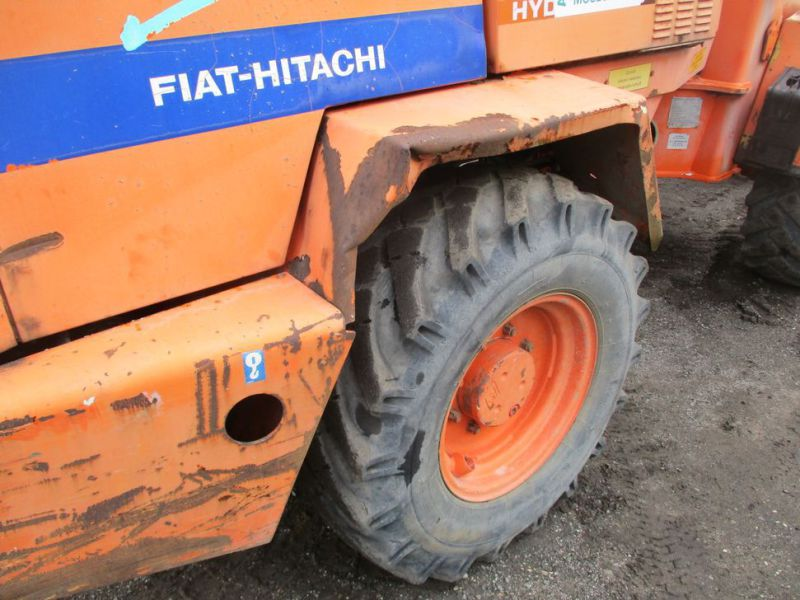 Fiat-Hitachi W80H Hjullæsser / Wheel Loader. - 41