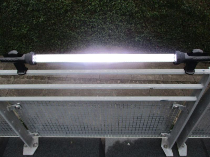 8 X LED ARBEJDSLYGTER 120 LED (NYE) / LED WORKING LIGHT - 0