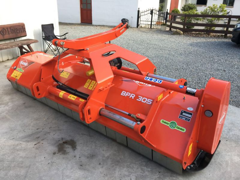 Kuhn BPR 305 Slagleklipper 2016 / Flailmower - 0