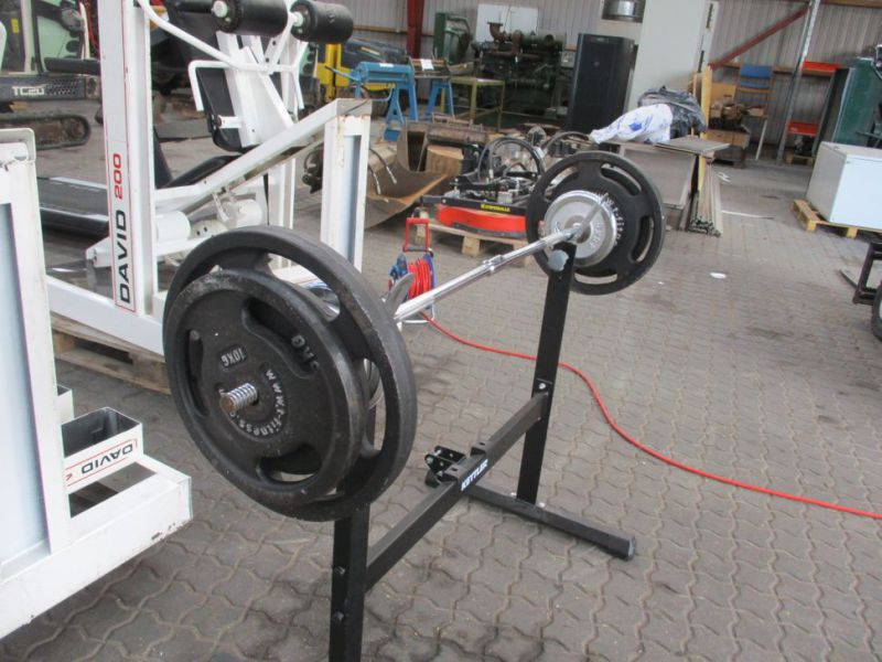 Fitness Udstyr / Equipment - 3