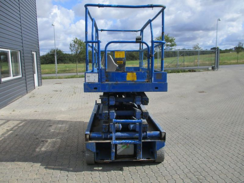 Sakselift X 26 - 10 meter arbejdshøjde / Scissor Lift 10 meter working height - 1