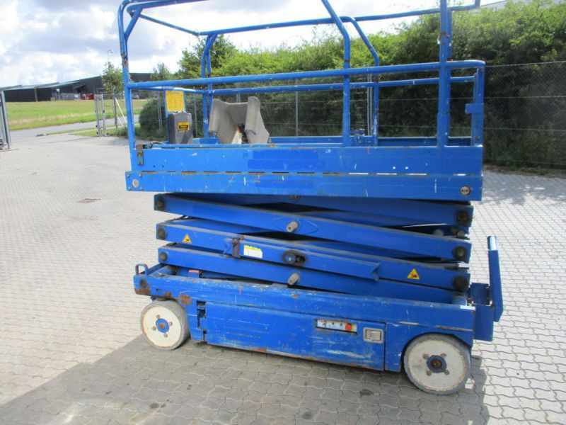Sakselift X 26 - 10 meter arbejdshøjde / Scissor Lift 10 meter working height - 3