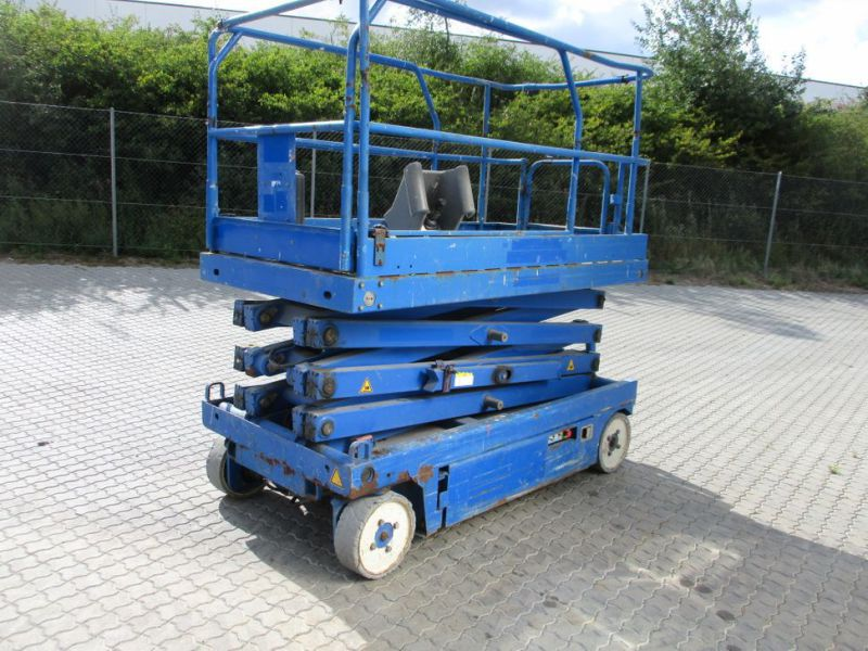 Sakselift X 26 - 10 meter arbejdshøjde / Scissor Lift 10 meter working height - 4