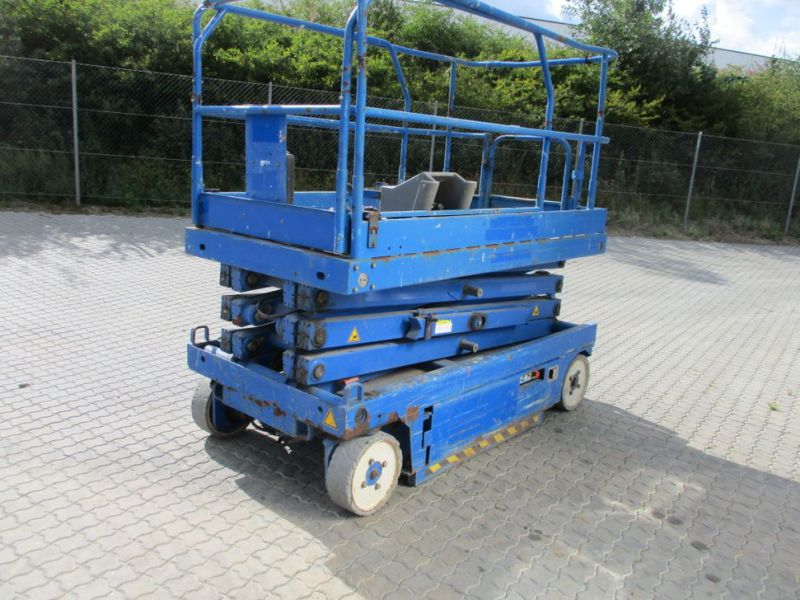 Sakselift X 26 - 10 meter arbejdshøjde / Scissor Lift 10 meter working height - 5