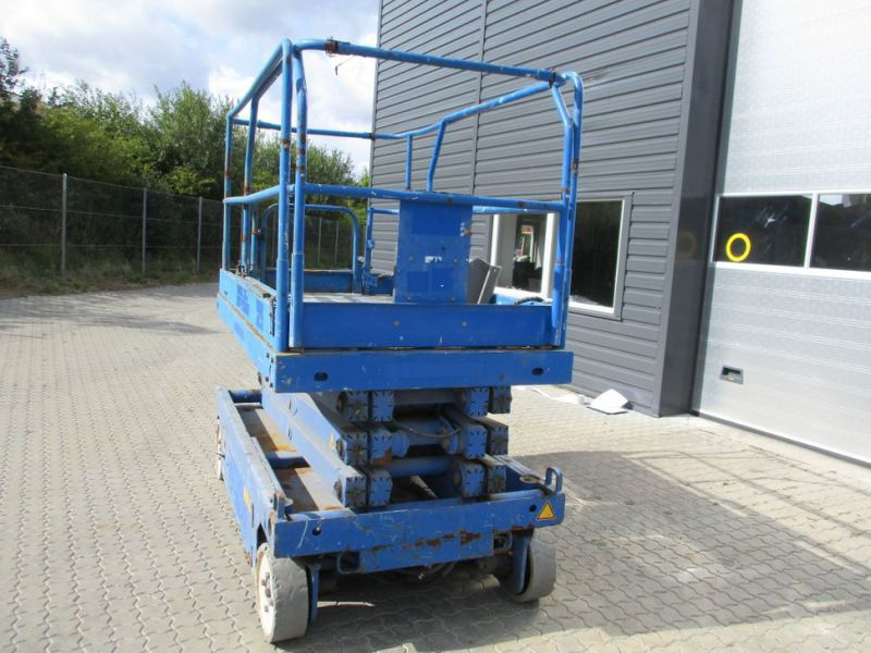 Sakselift X 26 - 10 meter arbejdshøjde / Scissor Lift 10 meter working height - 6