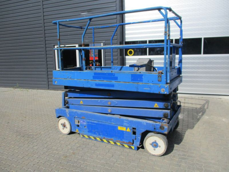 Sakselift X 26 - 10 meter arbejdshøjde / Scissor Lift 10 meter working height - 7