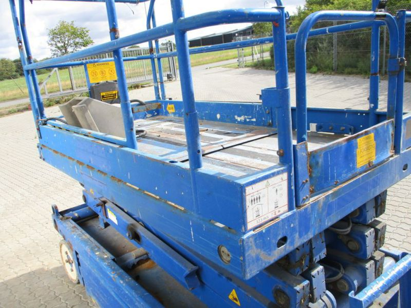 Sakselift X 26 - 10 meter arbejdshøjde / Scissor Lift 10 meter working height - 14