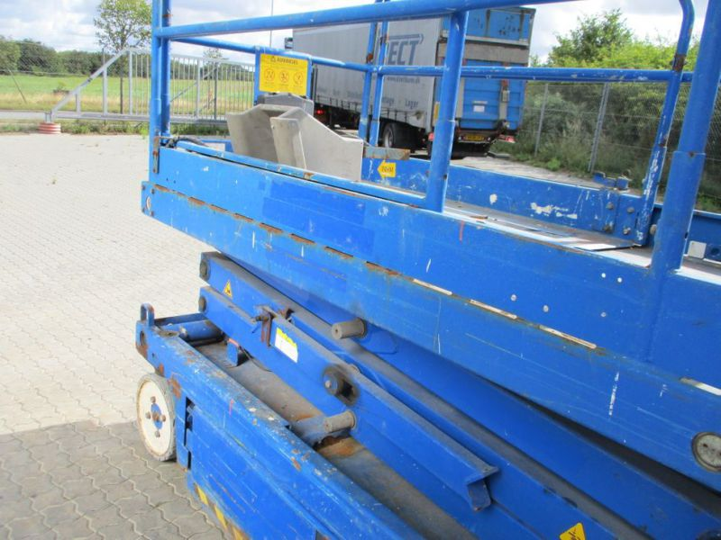 Sakselift X 26 - 10 meter arbejdshøjde / Scissor Lift 10 meter working height - 18