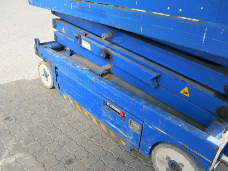 Sakselift X 26 - 10 meter arbejdshøjde / Scissor Lift 10 meter working height - 19