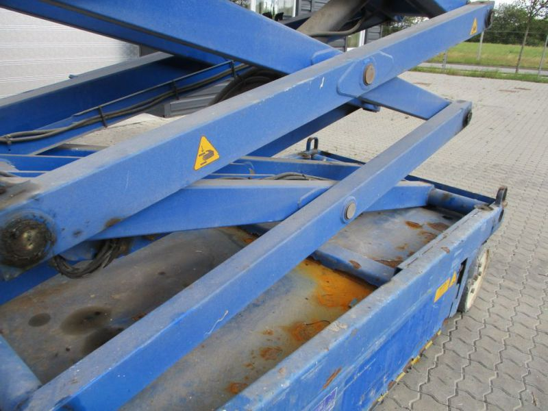 Sakselift X 26 - 10 meter arbejdshøjde / Scissor Lift 10 meter working height - 38