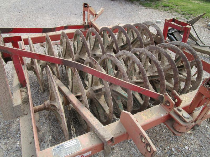 Jordpakker til 4 furet plov / soil packer for 4 furrowed plough - 4