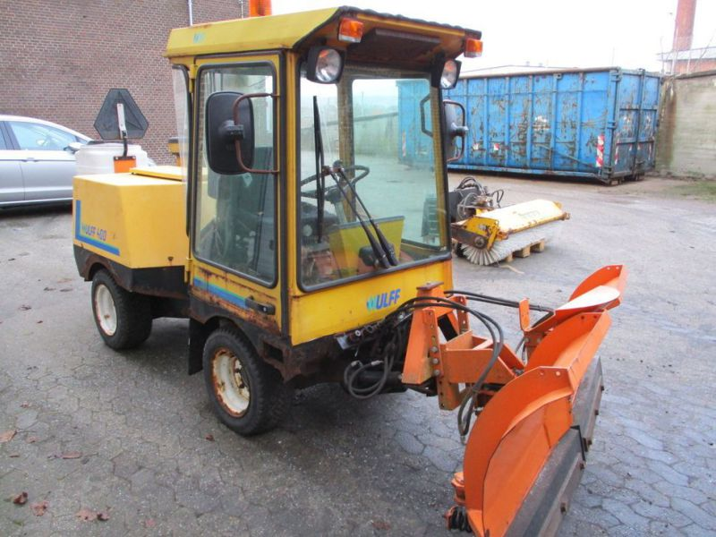 Wulff 400 Redskabsbære med redskaber / Tool carrier with implements - 2