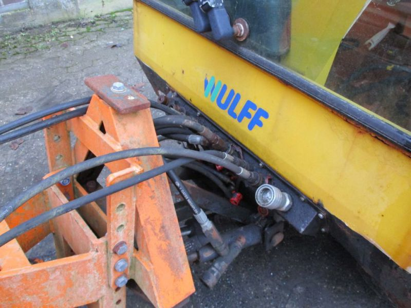 Wulff 400 Redskabsbære med redskaber / Tool carrier with implements - 10