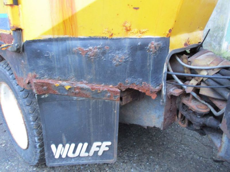Wulff 400 Redskabsbære med redskaber / Tool carrier with implements - 13