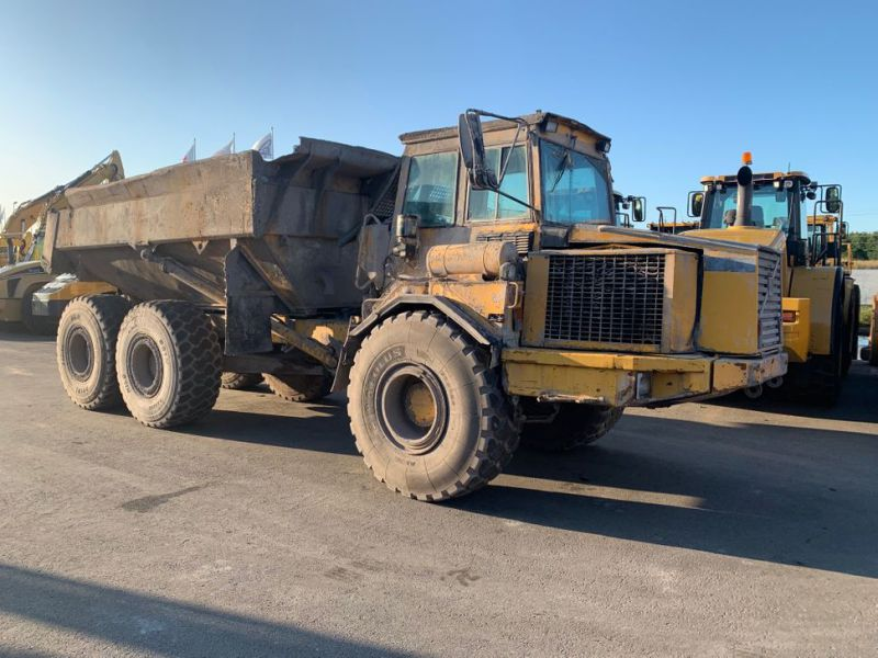 Volvo A25C 6X6 - 0