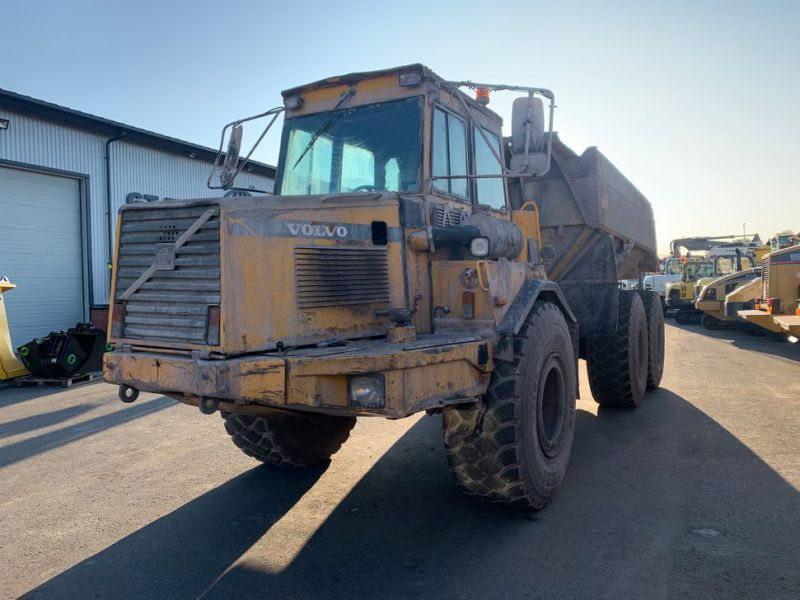 Volvo A25C 6X6 - 1