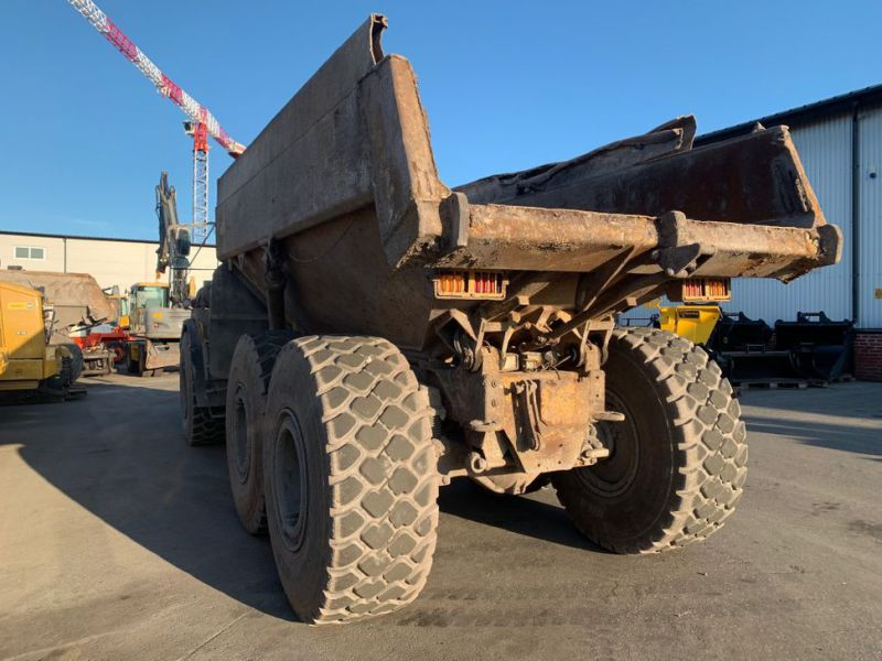 Volvo A25C 6X6 - 7