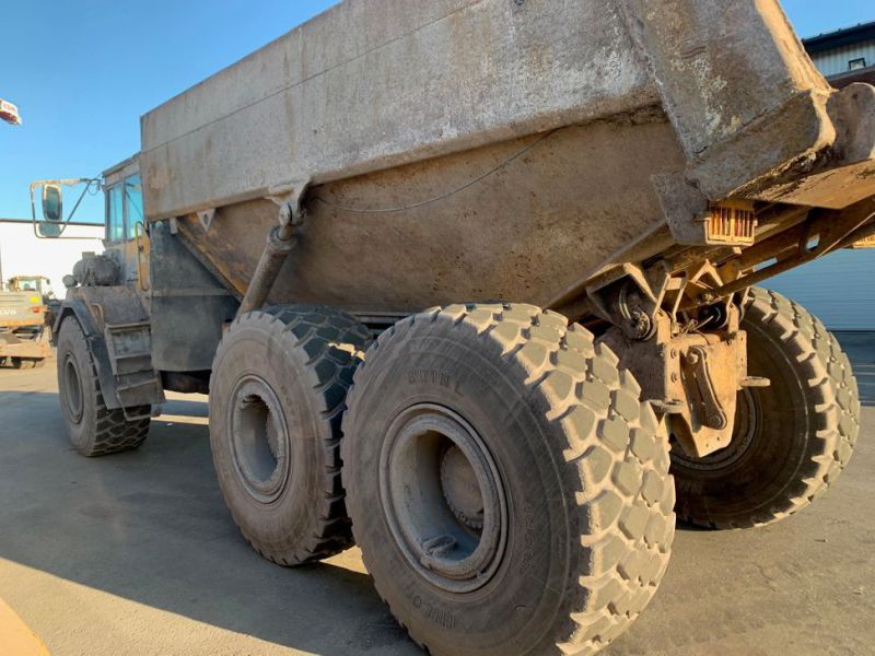 Volvo A25C 6X6 - 8
