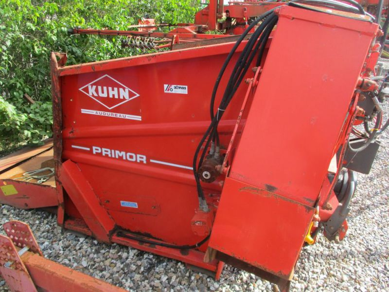 Kuhn Primor PP Strømaskine / straw blower & all-fodder feeder - 0