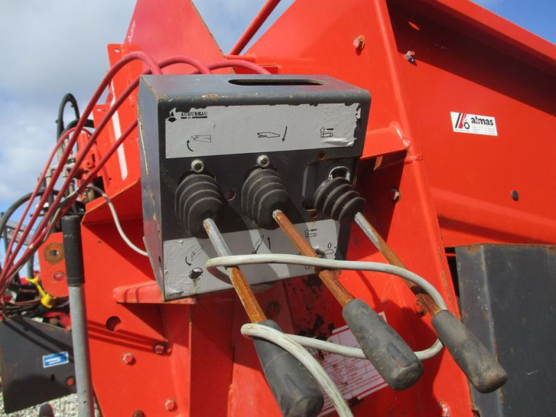 Kuhn Primor PP Strømaskine / straw blower & all-fodder feeder - 5