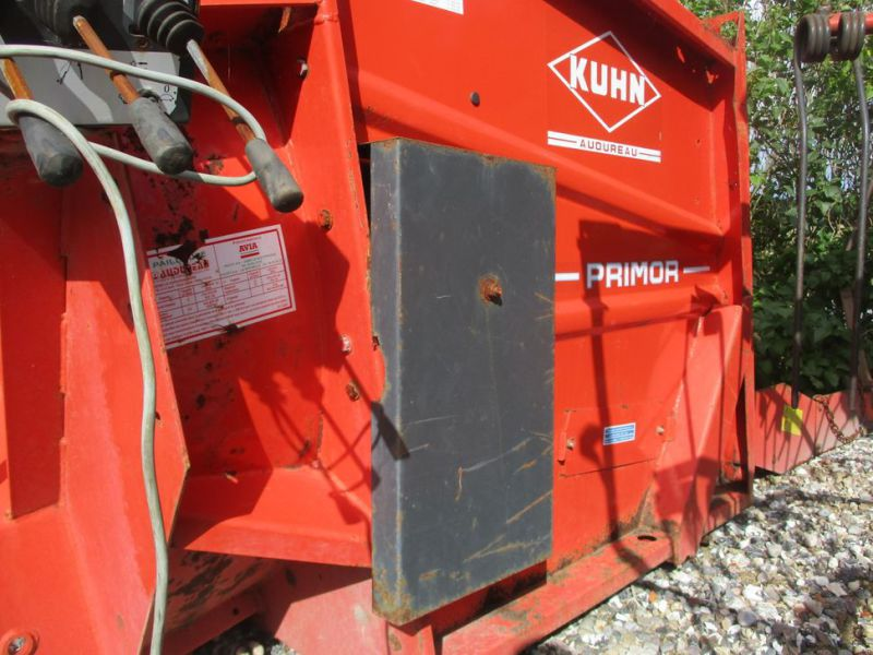 Kuhn Primor PP Strømaskine / straw blower & all-fodder feeder - 6
