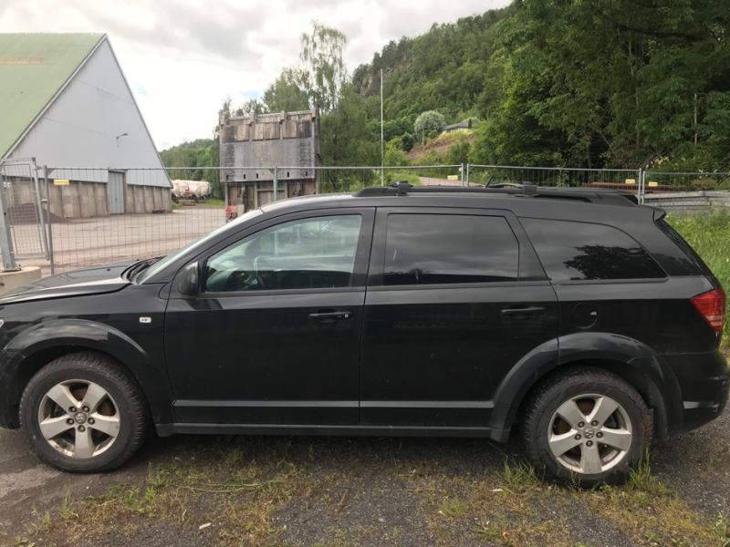 Dodge Journey varebil - 0