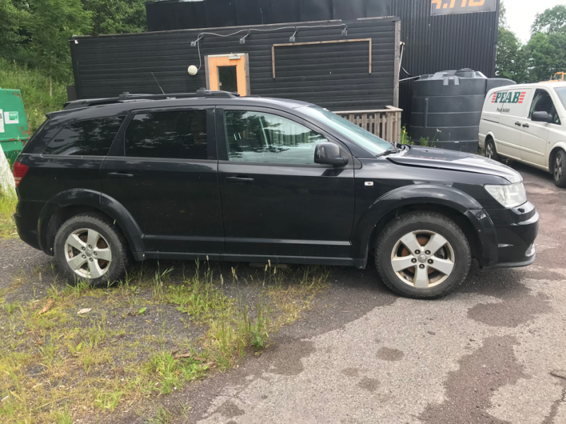 Dodge Journey varebil - 12