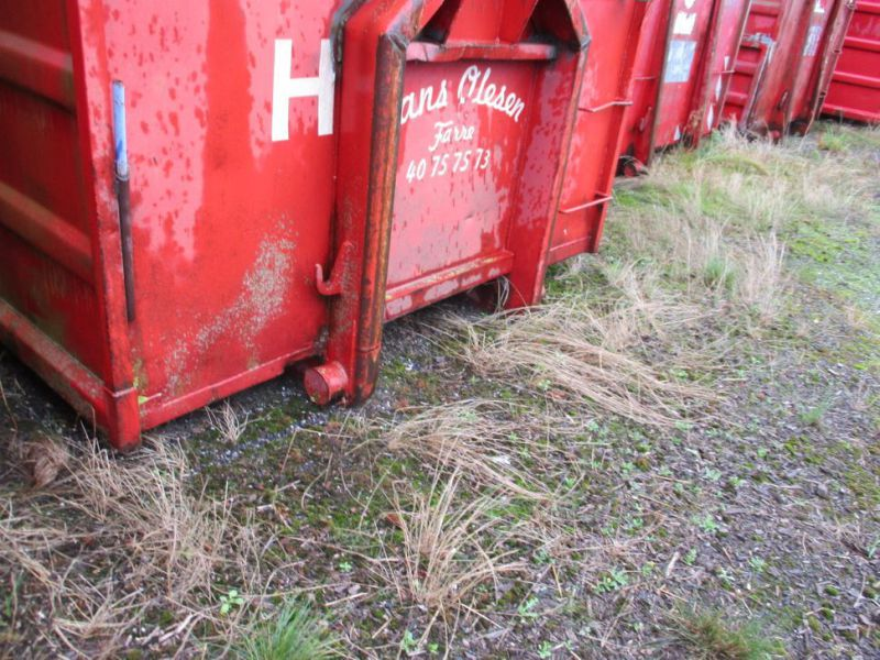 Container 36 M3 til Krog/wirehejs. / Container 36 M3 for Hook / wire hoist - 4