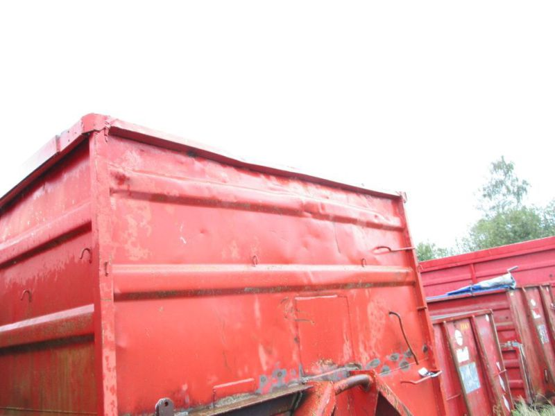 Container 36 M3 til Krog/wirehejs. / Container 36 M3 for Hook / wire hoist - 5