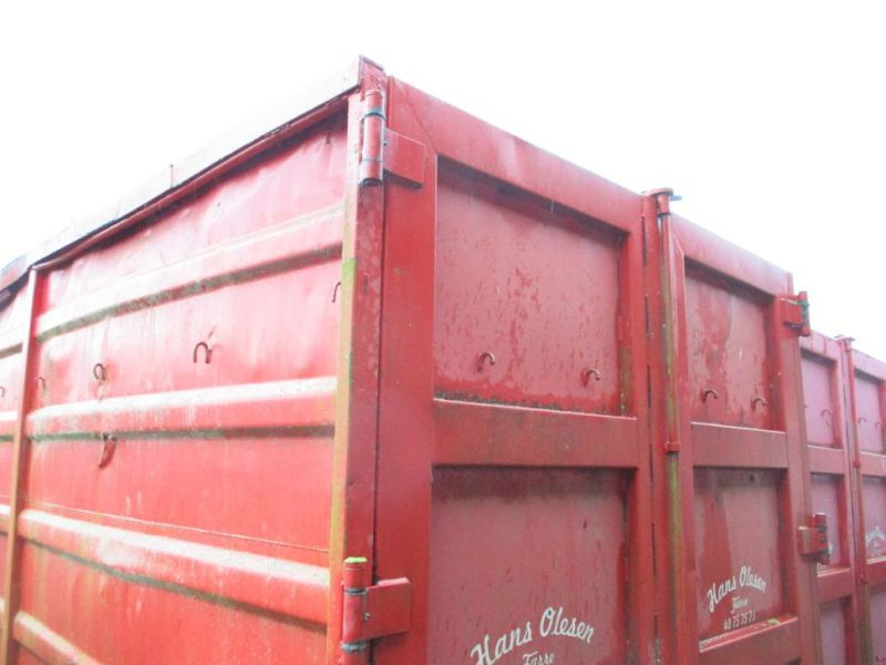 Container 36 M3 til Krog/wirehejs. / Container 36 M3 for Hook / wire hoist - 19