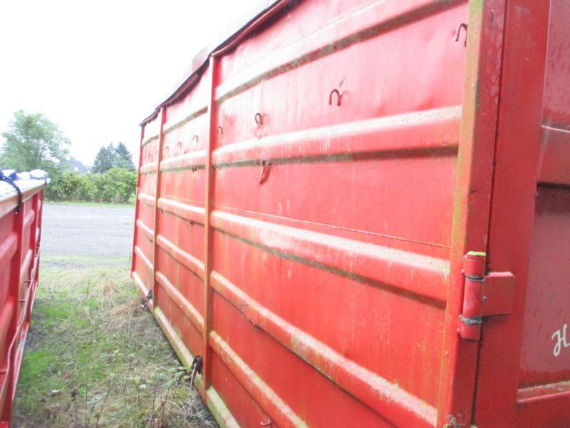 Container 36 M3 til Krog/wirehejs. / Container 36 M3 for Hook / wire hoist - 20