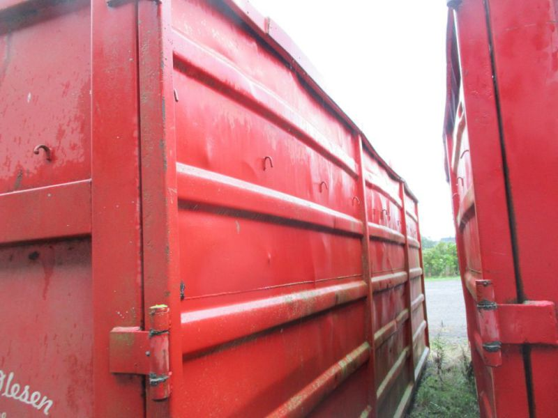 Container 36 M3 til Krog/wirehejs. / Container 36 M3 for Hook / wire hoist - 24