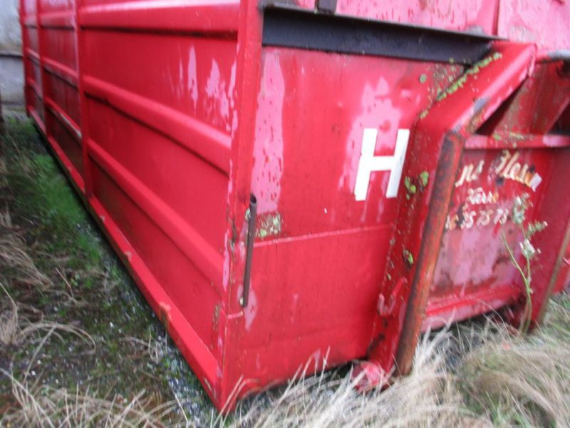 Container 36 M3 til Krog/wirehejs. / Container 36 M3 for Hook / wire hoist. - 4