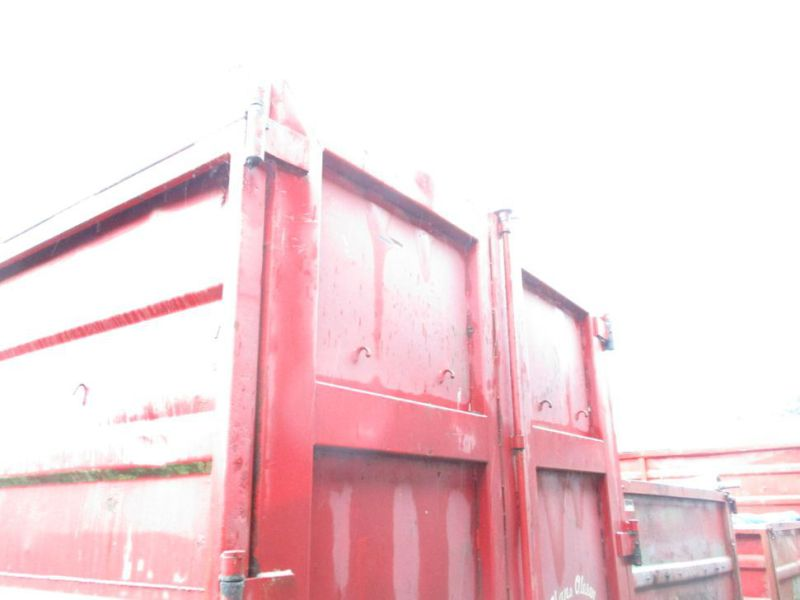 Container 36 M3 til Krog/wirehejs. / Container 36 M3 for Hook / wire hoist. - 14