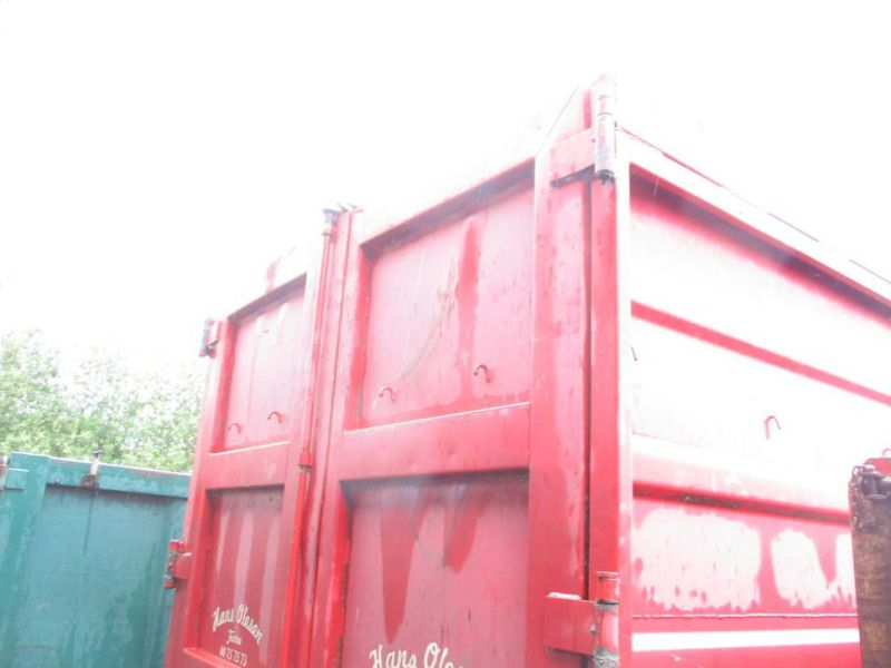 Container 36 M3 til Krog/wirehejs. / Container 36 M3 for Hook / wire hoist. - 16