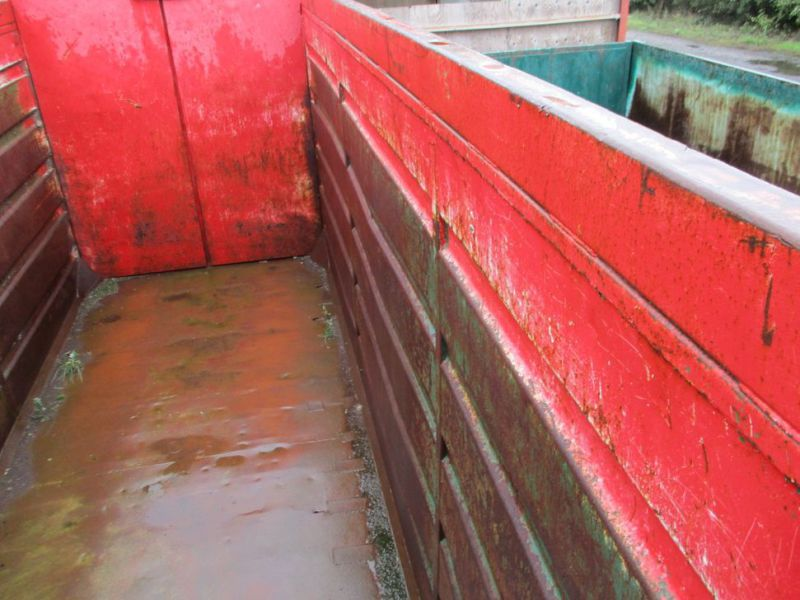 Container 36 M3 til Krog/wirehejs. / Container 36 M3 for Hook / wire hoist. - 20