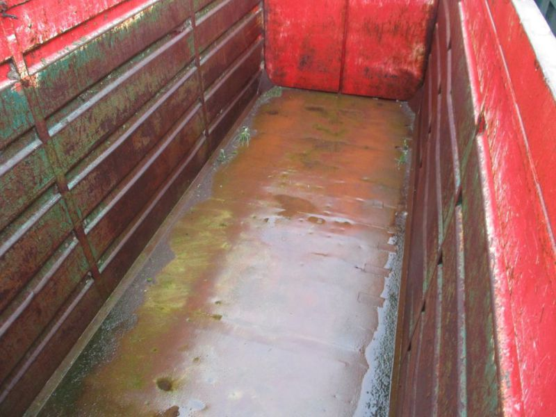 Container 36 M3 til Krog/wirehejs. / Container 36 M3 for Hook / wire hoist. - 23