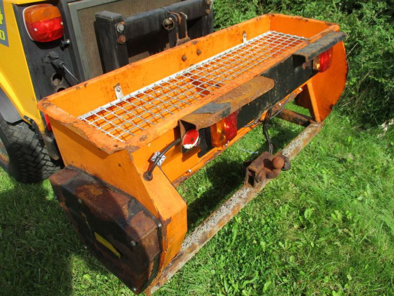 Stiga Belos Transpro 44 Redskabsbærer med Saltspreder og Kost / Tool Carrier with Salt spreader and sweeper - 22