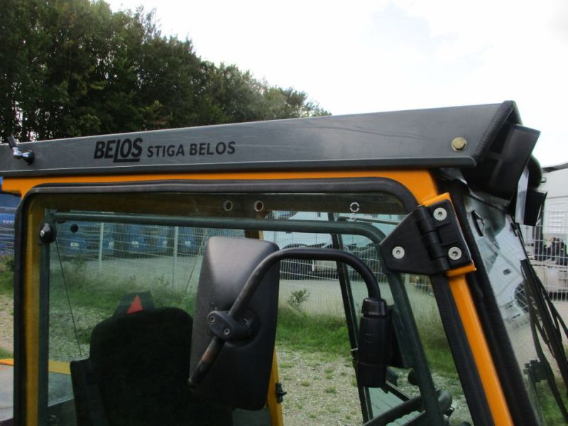 Stiga Belos Transpro 44 Redskabsbærer med Saltspreder og Kost / Tool Carrier with Salt spreader and sweeper - 67