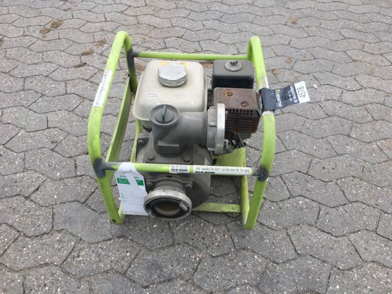 "Centrifugal Pumpe Pramac MP 3"" Benzin / Centrifugal Pump gasoline - 1"