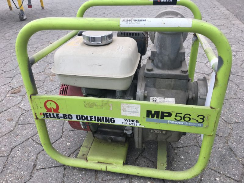 "Centrifugal Pumpe Pramac MP 3"" Benzin / Centrifugal Pump gasoline - 2"