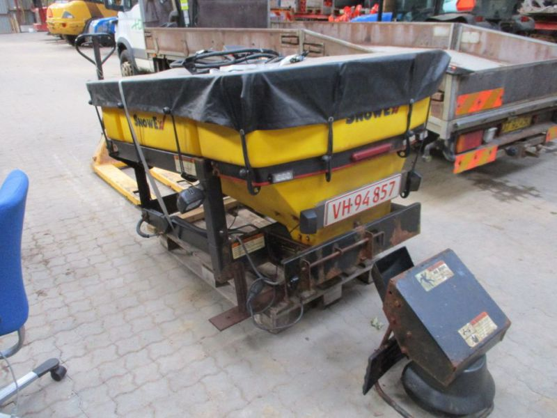 Saltspreder Snowe EV SP 6000  / salt spreader - 0